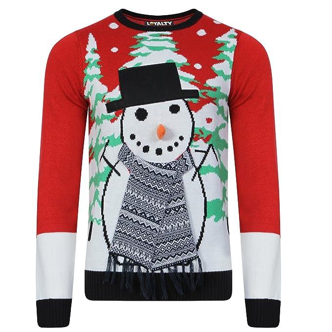 3D Scarf Sweater