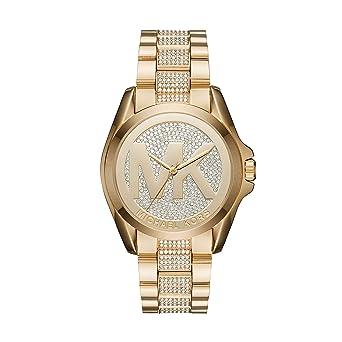 Michael Kors Womens MK6487 - Bradshaw Gold One Size