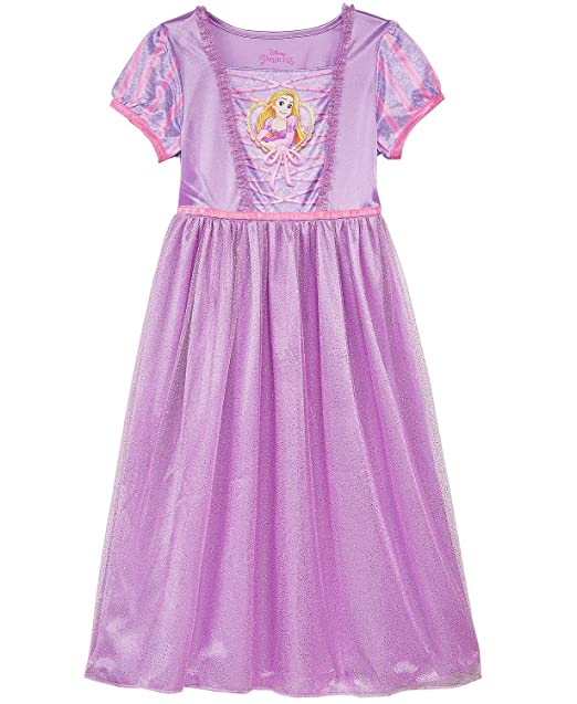Image Unavailable. Image not available for. Color  Disney Princess Girls  Rapunzel Nightgown ... 192054706