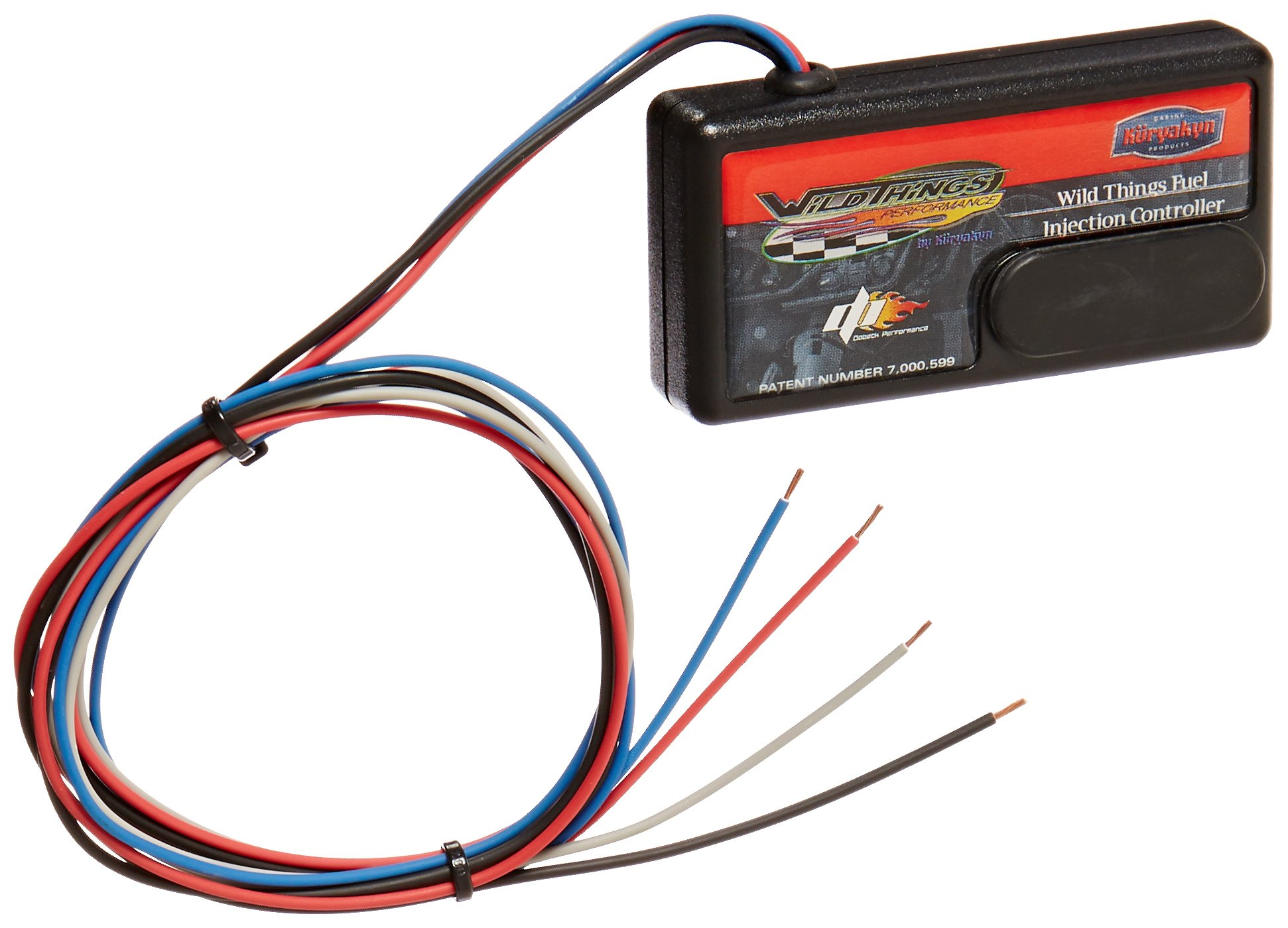 Kuryakyn 9218 Wild Things Fuel Injection Controller