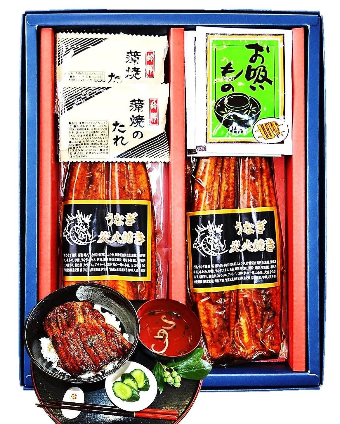 特徴づける頑固なカリング肉厚タップリの超特大サイズの国産うなぎ蒲焼き200-229gx1本(タレ、山椒付き) 川口水産