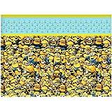 Procos 87179 - Tovaglia plastica Minions (120x180 cm)