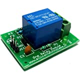 Silicon TechnoLabs 5V Single Channel Relay Module for Arduino,AVR,PIC,ARM7,8051,Raspberry pi Silicon TechnoLabs