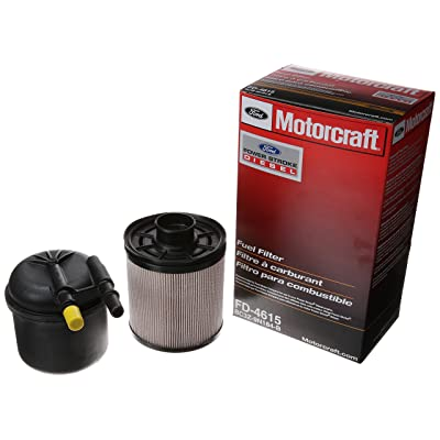 Motorcraft FD-4615 Fuel Filter: Automotive