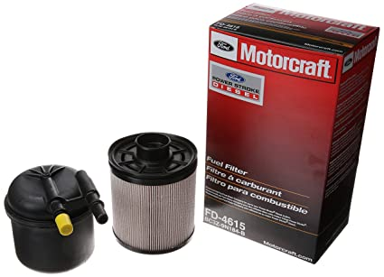 Amazon.com: Motorcraft FD-4615 Fuel Filter: Automotive