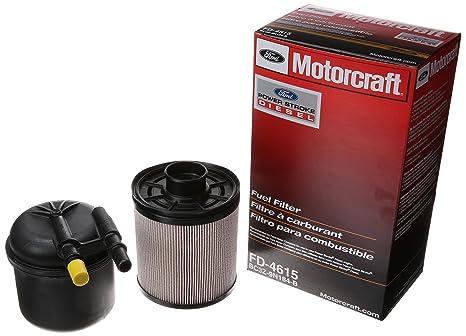 motorcraft fd 4615 fuel filter 2013 ford f150 fuel system diagram 2012 ford f250 super duty fuel filter