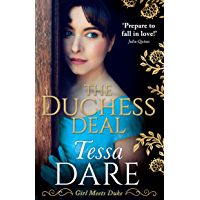 The Duchess Deal: A stunning Regency romance from the New York Times bestselling author. Perfect for fans of Bridgerton…