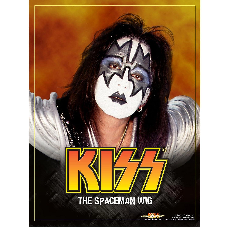 HMS KISS Spaceman Wig KISS Spaceman Wig Standard