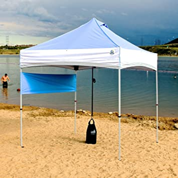 Undercover UC-3 Sport-Packer 8x8 Beach Package Canopy & Amazon.com : Undercover UC-3 Sport-Packer 8x8 Beach Package Canopy ...