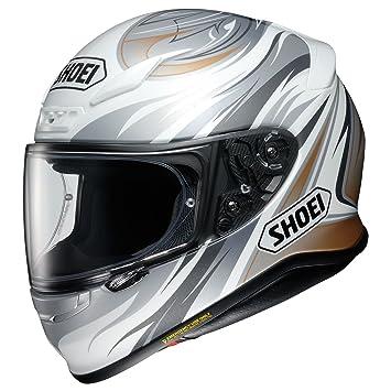 Shoei RF-1200 Full Face casco de moto incisión blanco/gris TC-6