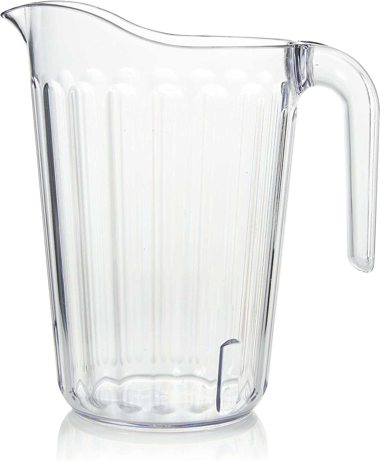 Arrow Home Products 60 Ounce, Clear 60 oz Stacking Pitcher