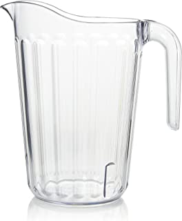product image for Arrow Home Products 60 Ounce, Clear 60 oz Stacking Pitcher