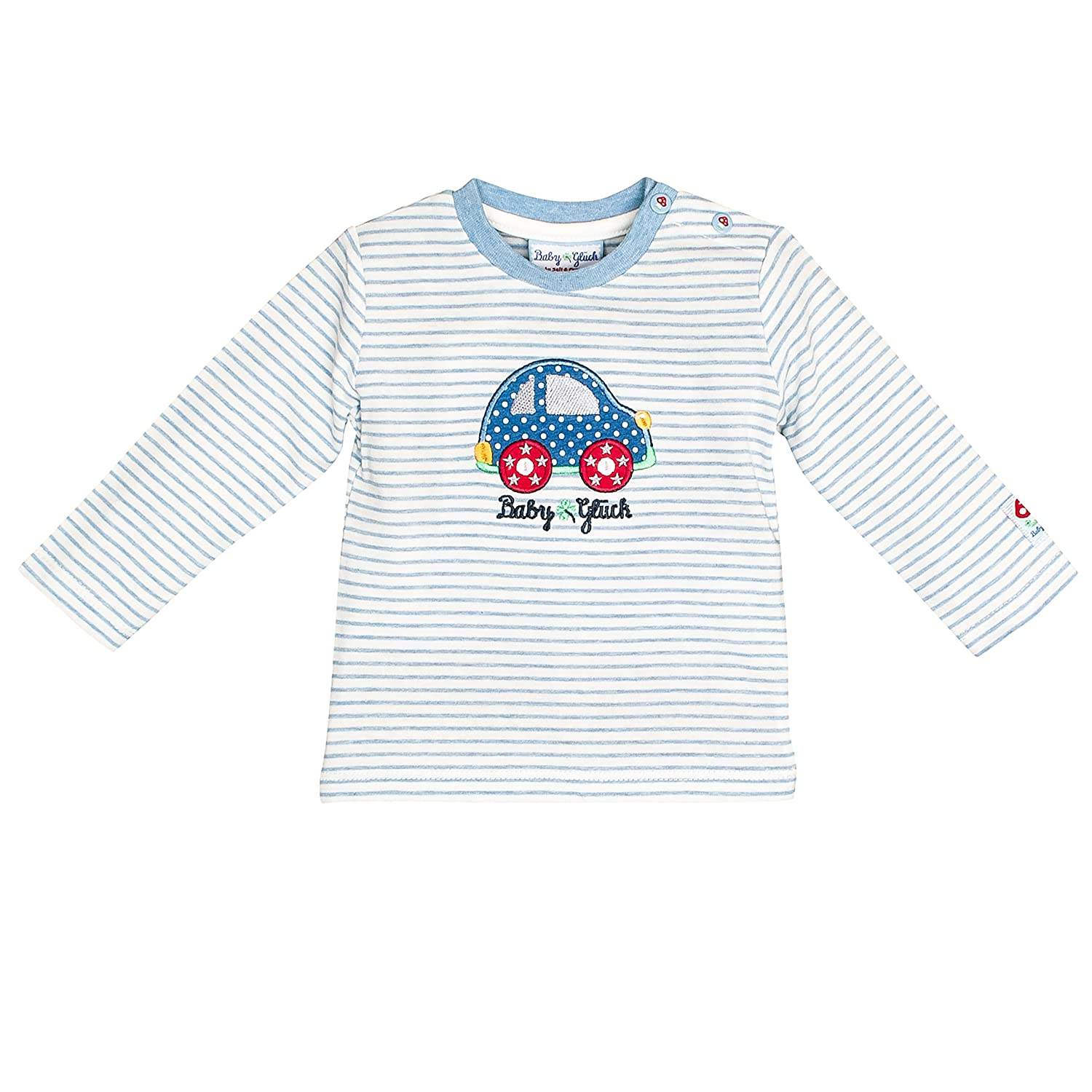 SALT AND PEPPER Unisex Baby Bg Stripes T-Shirt