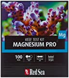 Red Sea Fish Pharm ARE21415 Saltwater Magnesium Pro Test Kit for Aquarium, 100 Tests