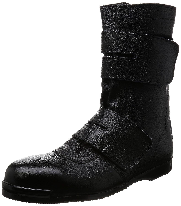 [エンゼル] 高所作業用靴 高所用長マジック 609  6B047 B007P2AWTA 29.0 cm|ブラック ブラック 29.0 cm