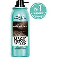 L'Oreal Paris Magic Retouch Instant Root Concealer, Dark Brown75 ml