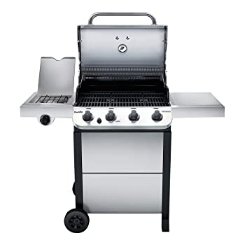 Char-Broil 4-Burner Built-in Gas Grill