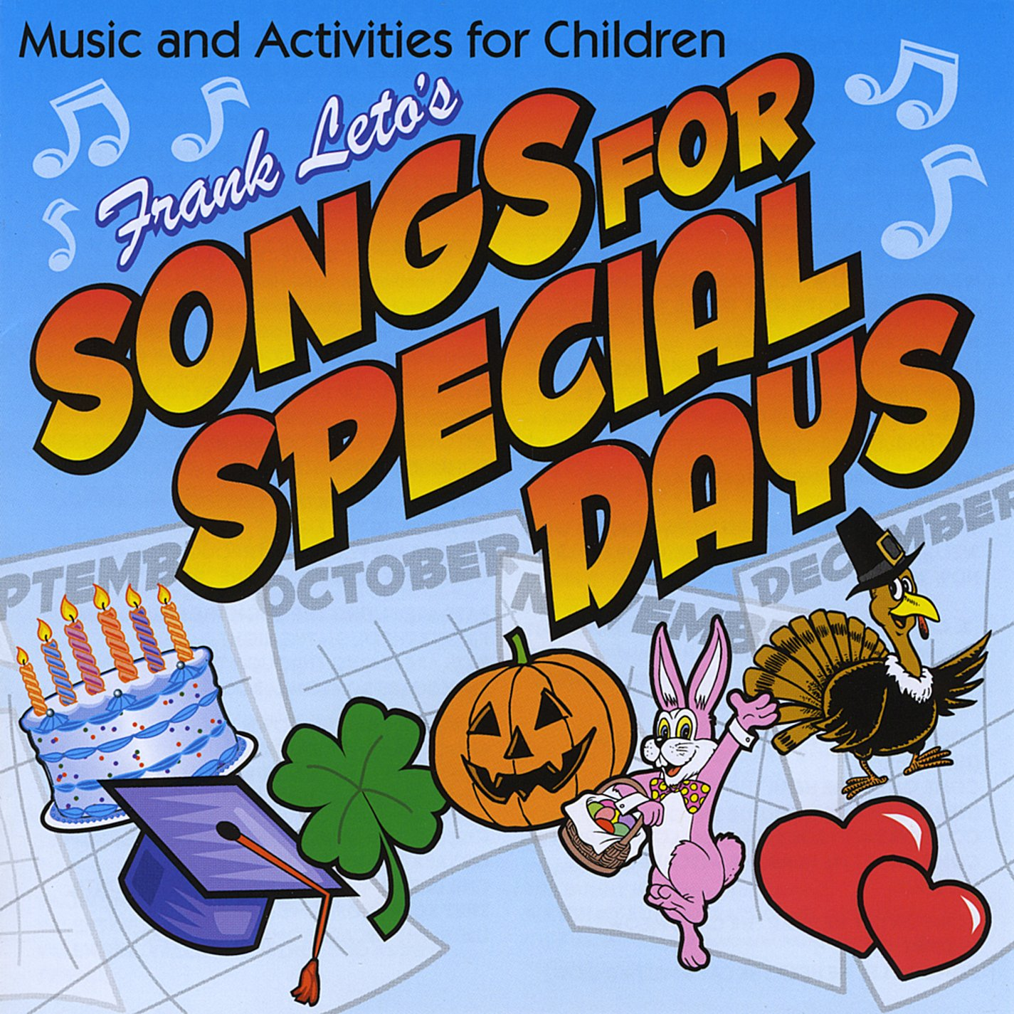 Songs for Special Days                                                                                                                                                                                                                                                    <span class=