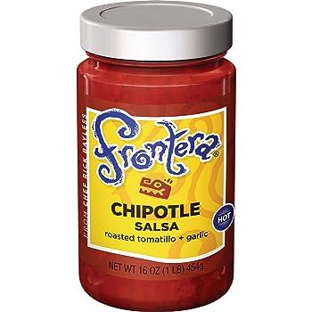 Frontera Hot Chipotle Salsa