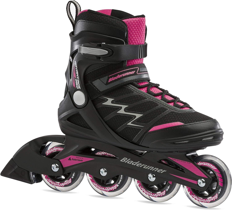 轮滑刀片优势Pro XT女子直排轮滑
