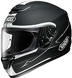 ショウエイ(SHOEI) バイクヘルメット フルフェイス QWEST BLOODFLOW(ブラッドフロー) TC-10(WHITE/BLACK) M(57cm)