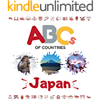 ABCs of Countries: Japan: An ABC alphabet picture book for kids