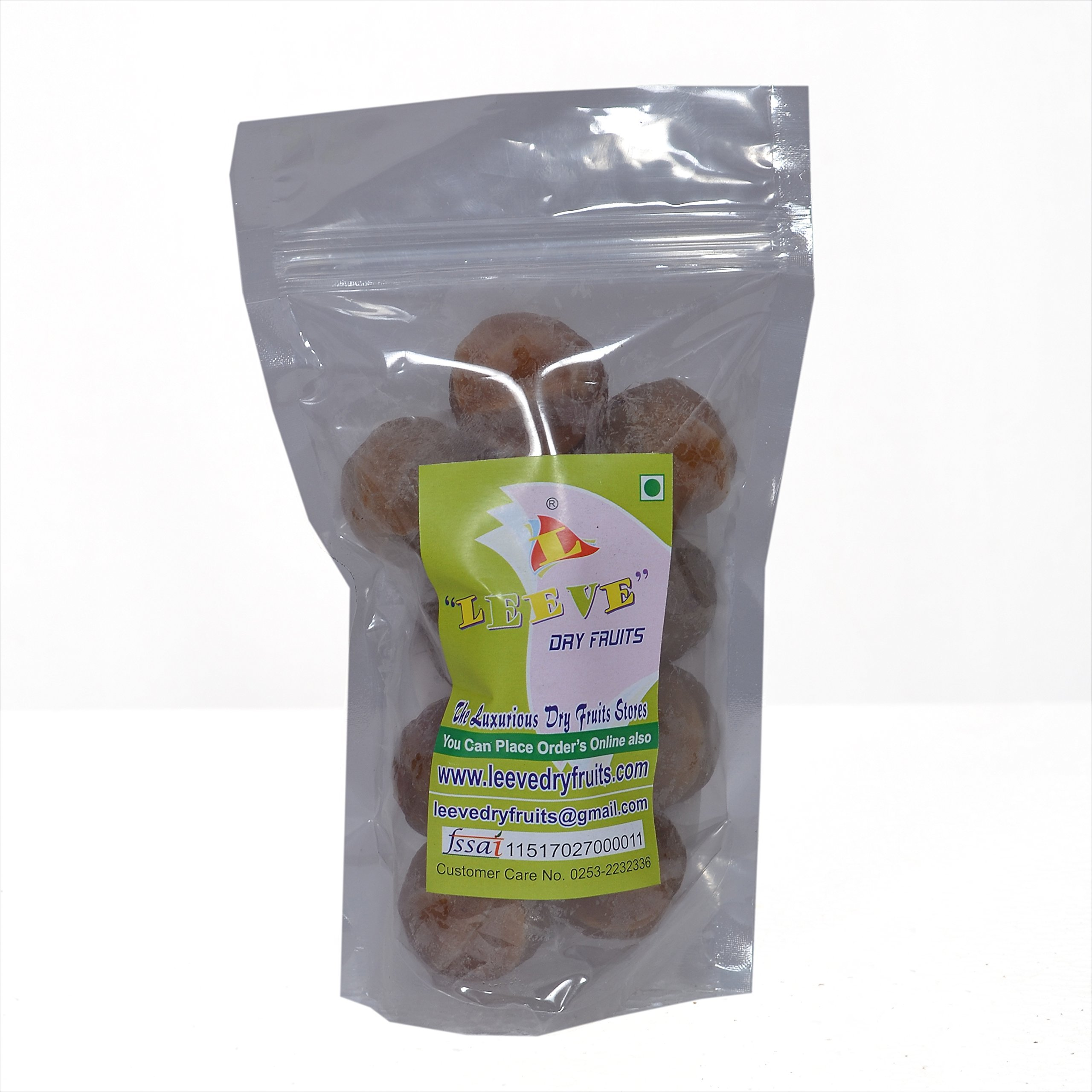 Leeve Dry Fruits Sweet Whole Amla - 400 Gms
