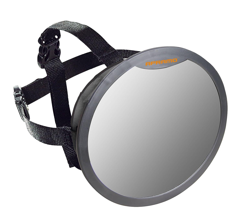 Apramo Miroir Auto Bébé Noir 811-0001