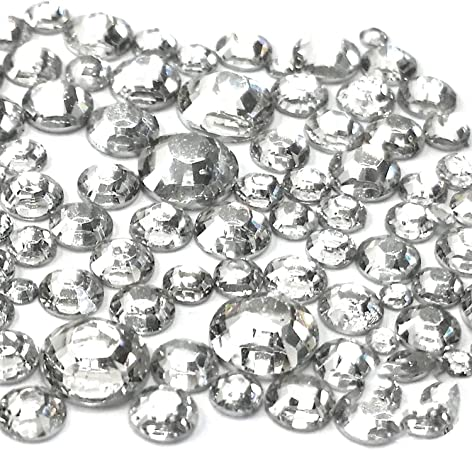 Crystal Rounds-Crystal Clear-Multi Size