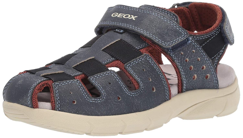 692194deb5 Geox J Sandal Flexyper Boy D Closed Toe: Amazon.co.uk: Shoes & Bags