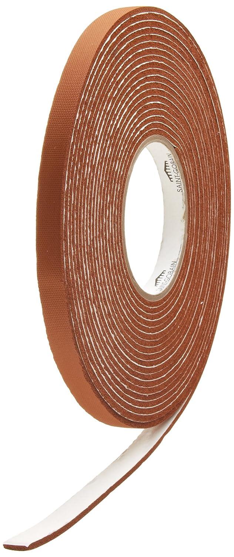 1 Roll TapeCase 200A Strip-N-Stick 1//16 thick x 1 x 10yds 200A-0625-1X10
