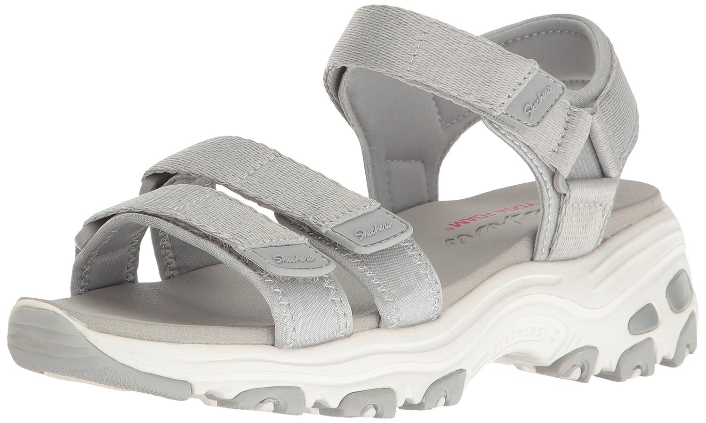 Skechers D'Lites, Sandales Bride Cheville Femme 31514