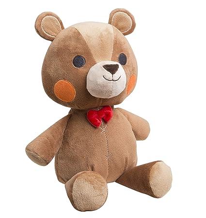 Amazon.com: FAO Schwarz - Peluche de oso para bebé, 10.0 in ...