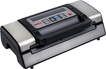 NESCO VS-12 Vacuum Sealer For Sous Vide