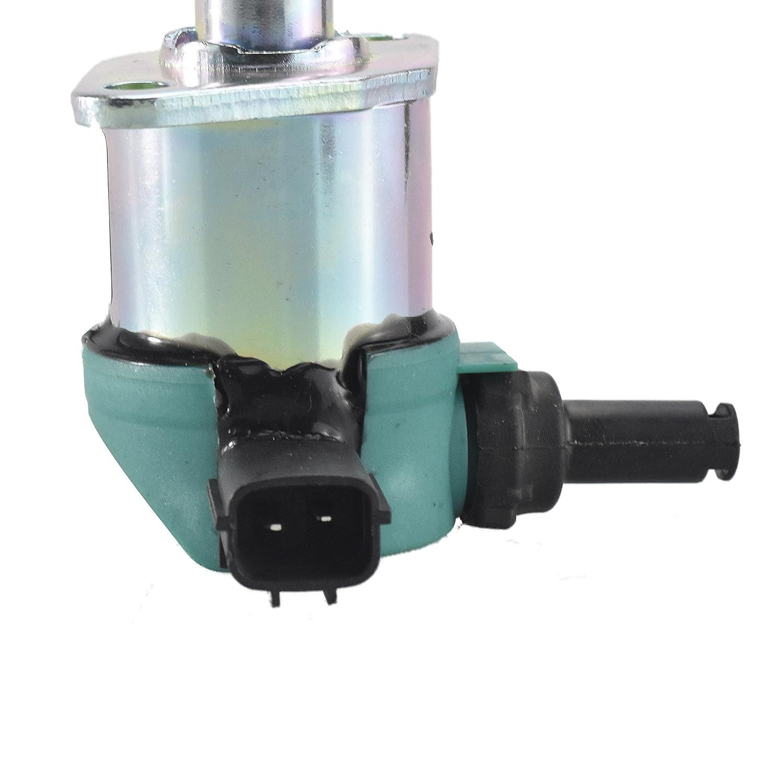 May Stop Solenoid 17208-60015 17208-60016 17208-60017 17208-60010 Fits Kubota V1205 V1505 V1305 D1105 D1005 D905 Mower Excavator Tractor Generator