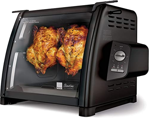 Ronco Showtime Large Capacity Rotisserie & BBQ Oven Modern Edition