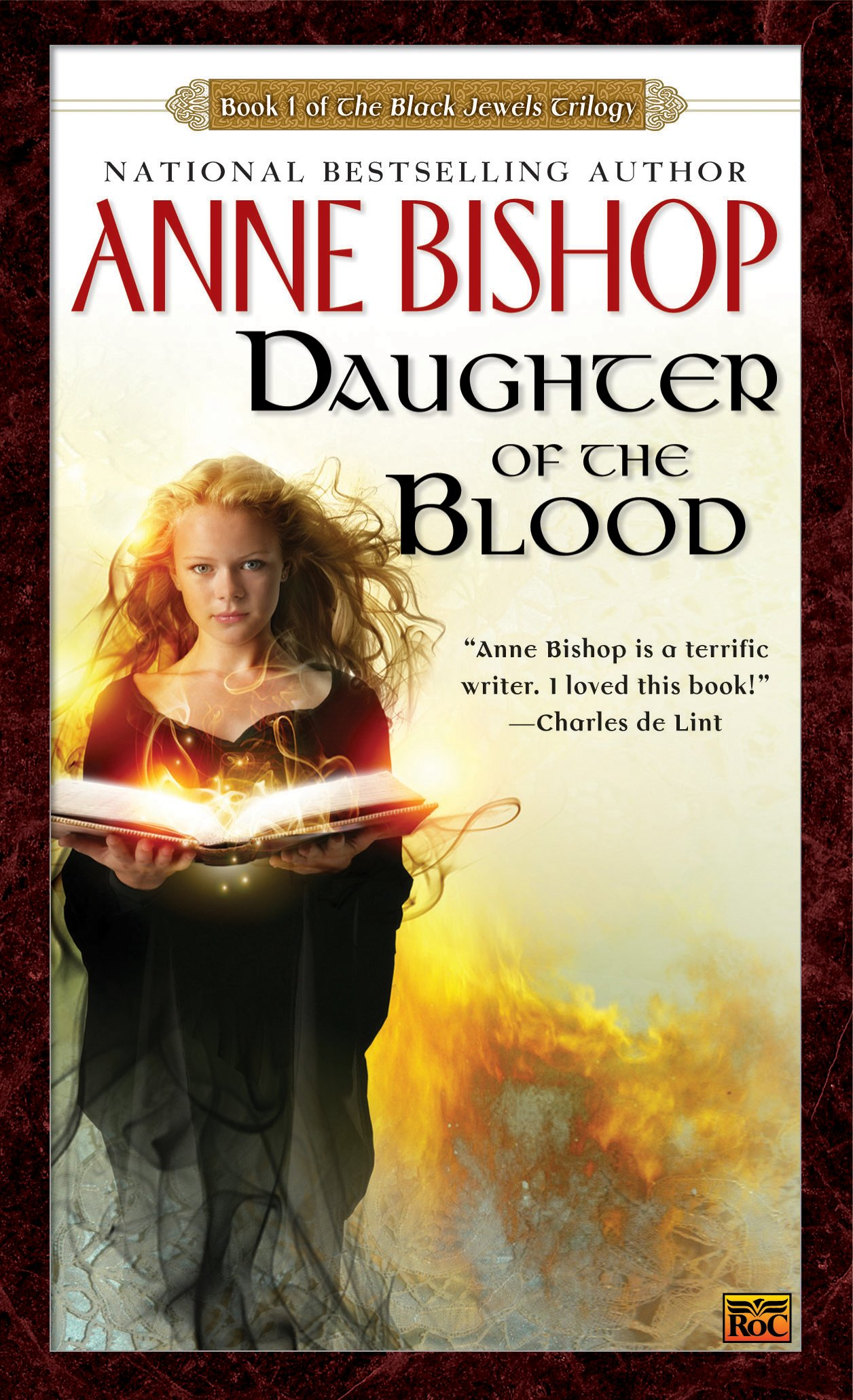 Daughter Of The Blood (black Jewels, Book 1): Anne Bishop: 9780451456717:  Amazon: Books