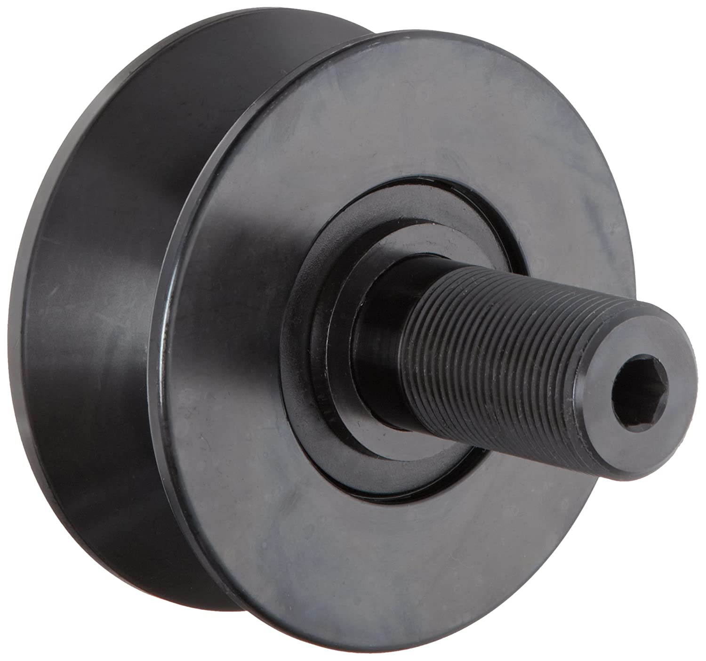 Sealed 3-1//2 Roller Diameter 1-11//16 Roller Width Steel Stud Type McGill VCF3 1//2 TRAKROL Bearing 7//8 Stud Diameter 7//8 Thread Size Inch 2 Stud Length 3-11//16 Overall Length