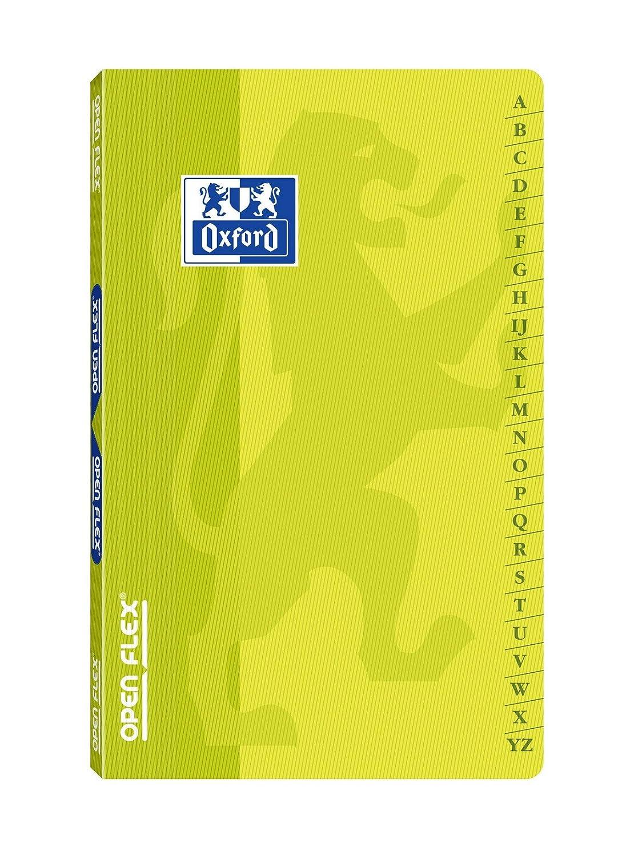OXFORD 43272 R/épertoire Reliure Polypropyl/ène A5 80g