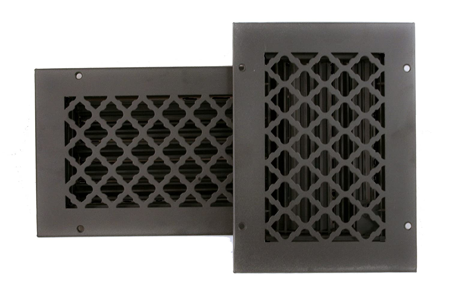 #32302C Compare Price 6 X 30 OIL RUBBED BRONZE SCROLL DESIGN VENT  Recommended 6447 Sidewall Register Covers pics with 1500x1000 px on helpvideos.info - Air Conditioners, Air Coolers and more