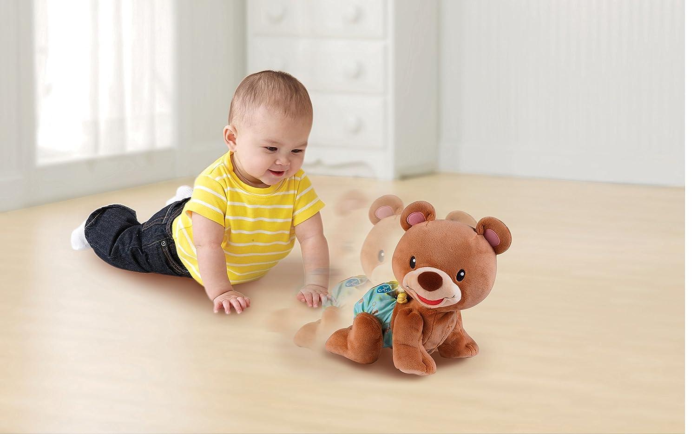 English Version VTech Explore /& Crawl Learning Cub