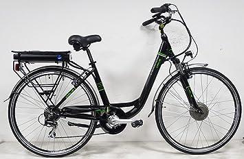 Denver Bike E-8000 Bicicleta eléctrica Negro, Verde, Blanco 69,8 ...