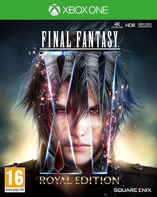Amazon com: Final Fantasy XV Royal Edition (Xbox One) UK
