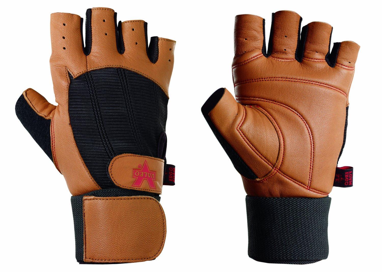 Hand Wrap Gloves Amazoncom Valeo Ocelot Wrist Wrap Lifting Gloves Exercise