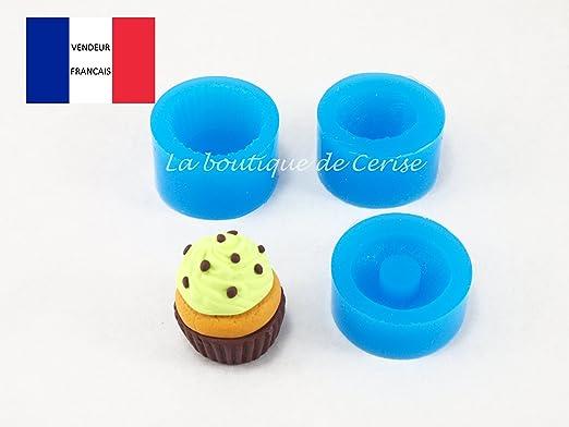 4 opinioni per Stampo silicone cupcake per fimo, pasta