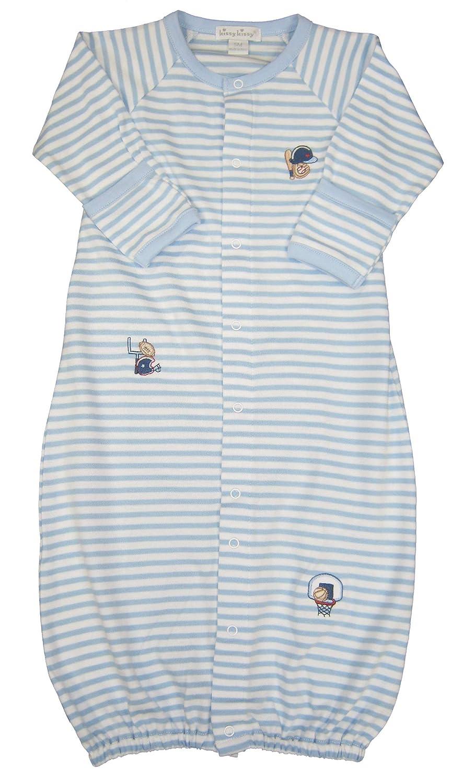 人気ブランドを Kissy Kissy B07DFT3TRT SLEEPWEAR ベビーボーイズ Kissy Newborn ブルー/ホワイト ベビーボーイズ B07DFT3TRT, リトルシップ:15f3f75f --- a0267596.xsph.ru