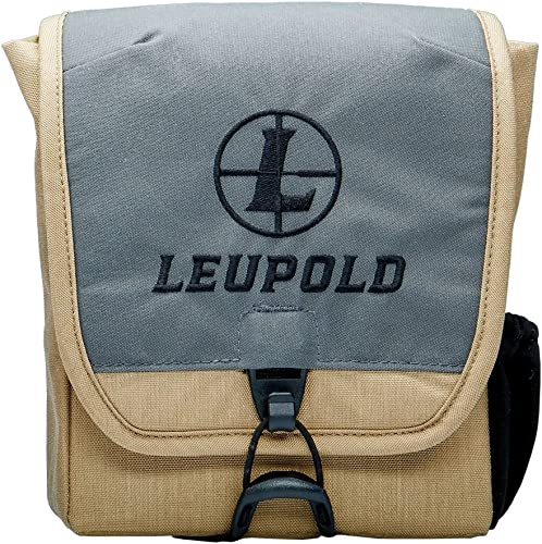 Leupold GO Afield Binocular Case Shadow Tan Gray