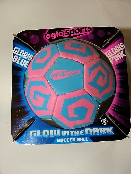 Oglo - Balón de fútbol para Deportes, Color Rosa Oscuro, Talla 4 ...