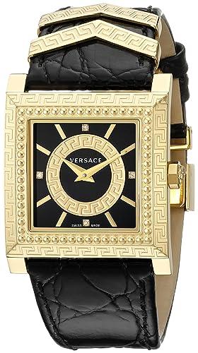 Reloj solo tiempo para mujer Versace dv-25 Trendy Cod. vqf020015: Amazon.es: Relojes
