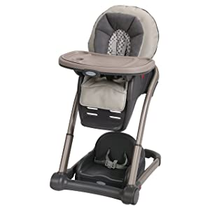 Graco Blossom 6 in 1 Convertible High Chair, Fiffer